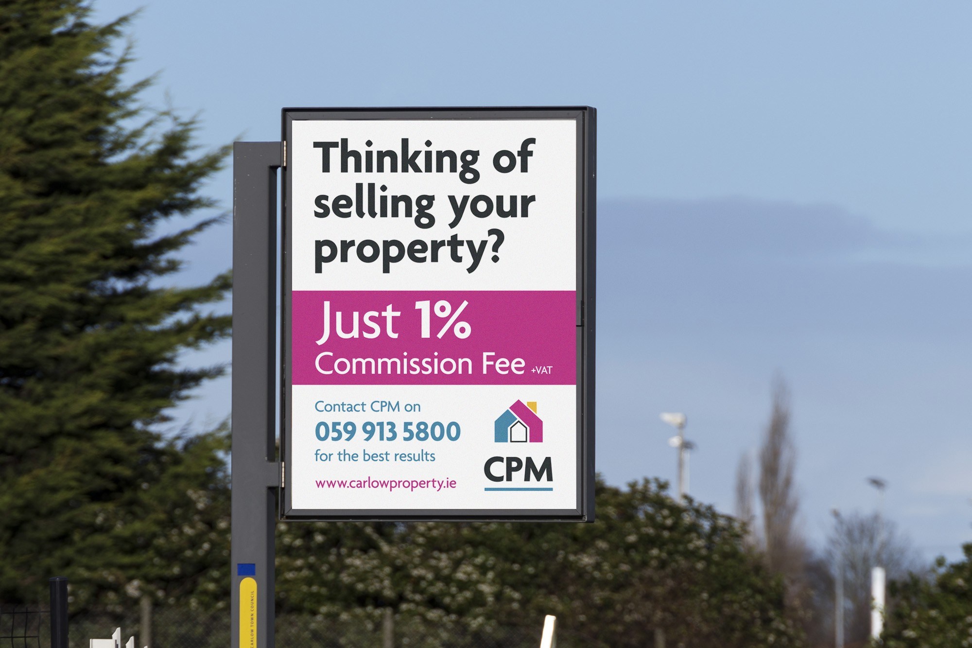 Outdoor Advertising - Touchpoint Media, Carlow