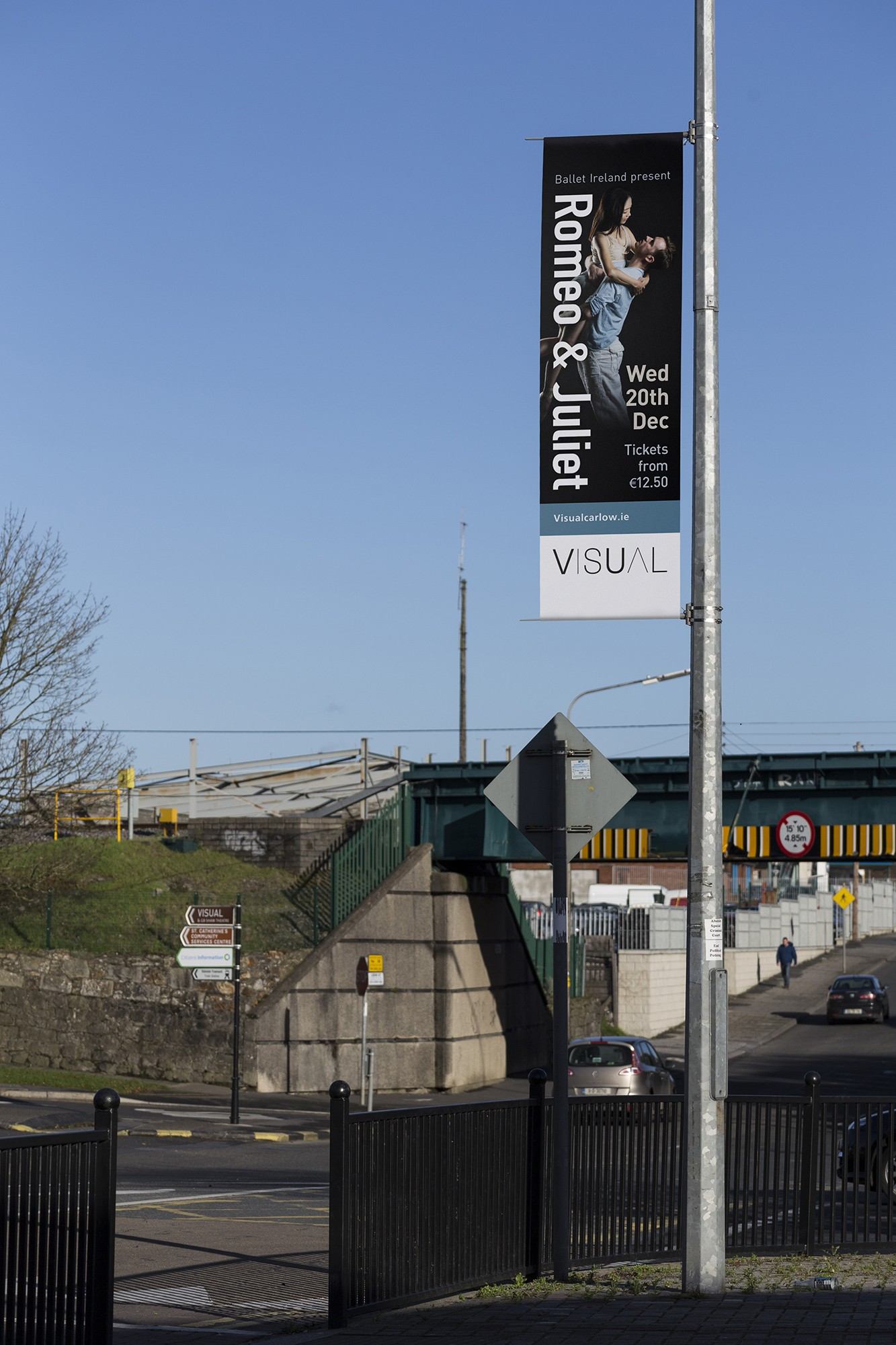Lamp post Banners - Touchpoint Media, Carlow
